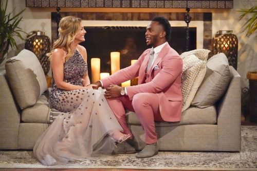 Bachelorette's Eazy Nwachukwu's Football Career Is Impressive: Stats, What Team He Played for and More