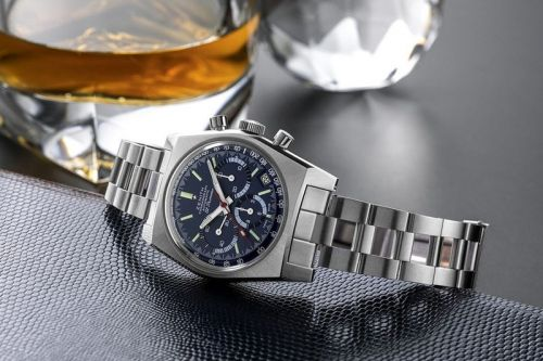 Revolution Joins Zenith to Bring Back a '70s Chronograph