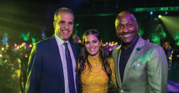 Big Brothers Big Sisters of Miami BIG Night Out, or In, It's Your Choice