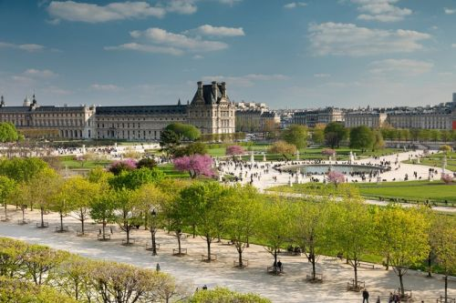Dior Signs Five-Year Partnership With Louvre to Restore Tuileries Garden in Paris