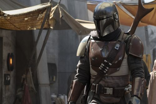 Which actors from Disney+'s 'The Mandalorian' did their own stunts?