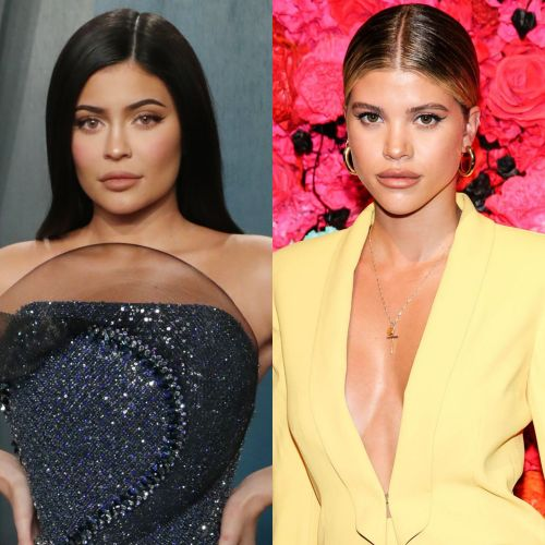 Besties! Kylie Jenner Shows Sofia Richie's Sexy New Photo Some Love