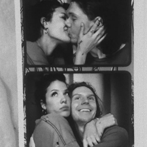 Halsey Hints She Split From Evan Peters After She Deletes Photos of Him and Dines With Ex Yungblud
