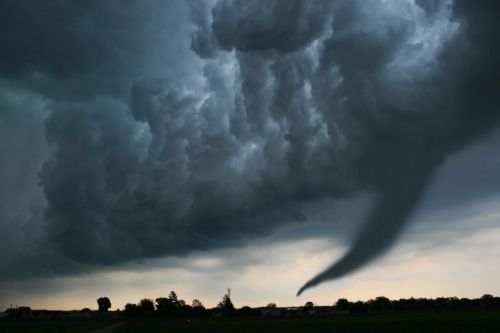 A Storm Chasing Experience in the American Midwest