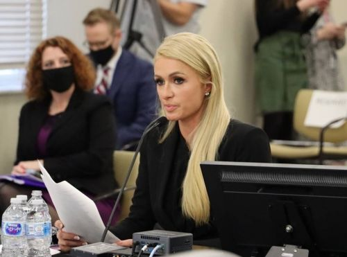 Paris Hilton's powerful testimony helps ban youth abuse in Utah facilities