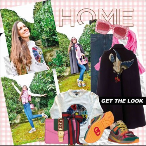 My Look: Home