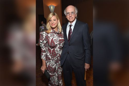 'You didn't do the dishes!' Larry David Marries Girlfriend Ashley Underwood