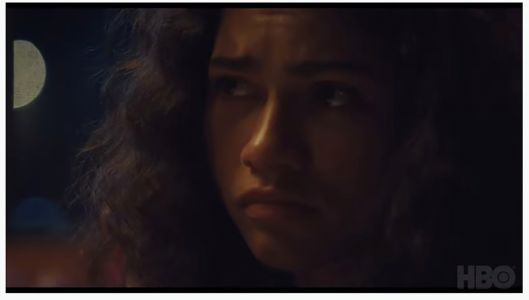 Zendaya returns in grim trailer for 'Euphoria' holiday special