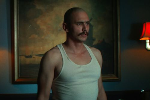 James Franco seems in love with himself in 'Zeroville'