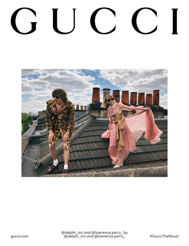 Exclusive: Alessandro Michele Speaks on Gucci's New Campaign and Creativity