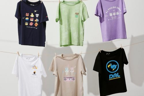 UNIQLO UT Announces Expansive 'Animal Crossing: New Horizons' Collection