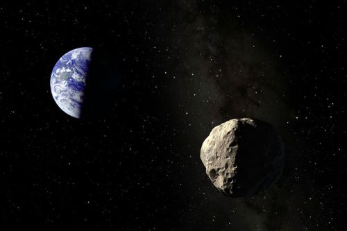 A Huge Asteroid Will Fly Past Earth This Week