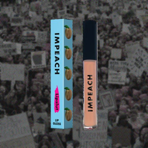 "An ""Impeach"" Lip Gloss Is Here and It Supports Women Running for Office"