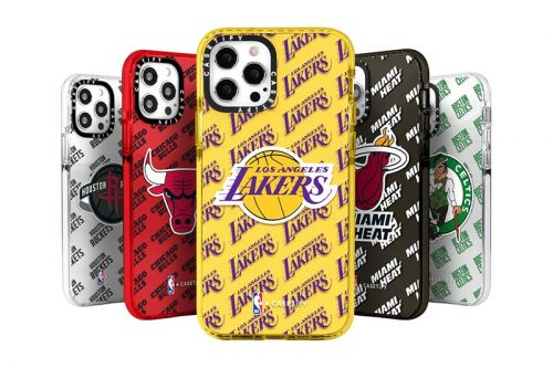 CASETiFY and NBA Reunite For Team Colors Collaboration