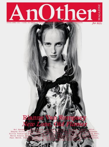 Eight of the Best Comme des Garçons Moments in AnOther Magazine