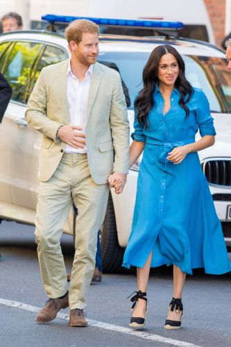 Growing Their Family! Meghan Markle and Prince Harry Reveal the Sex of Baby No. 2: It's a