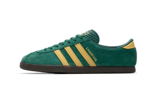 Size? & adidas Originals Pay Tribute to Liverpool With Updated City Series