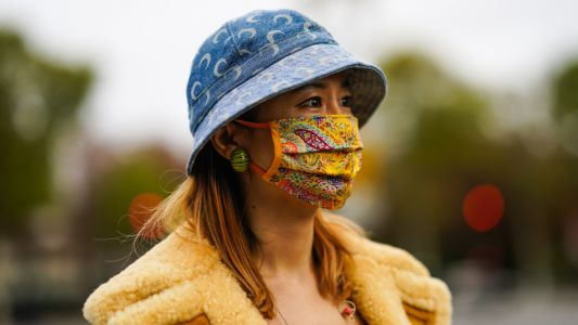 13 Designer Fabric Face Masks on Sale That Will Keep You Safe in Style
