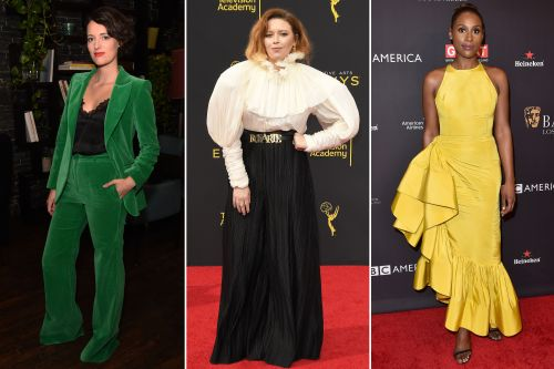 So long, princess poufs: Power dressing is the red carpet trend