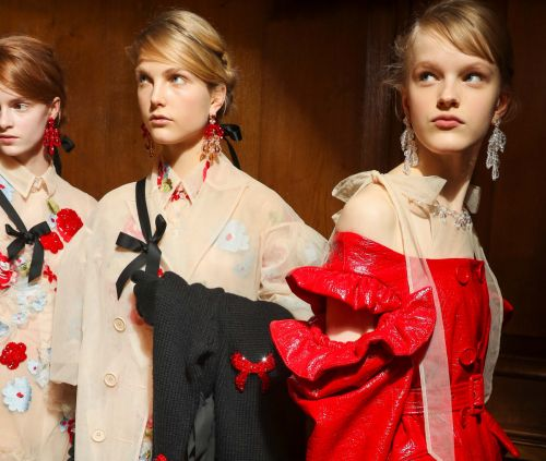 Simone Rocha Is Collaborating With H&M
