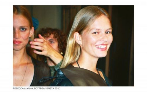 Casting director Anita Bitton's fashion week diary is nothing but backstage bliss
