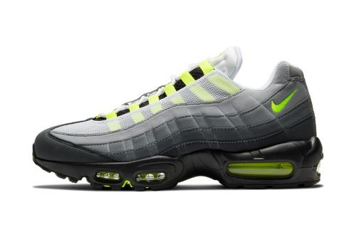 """Official Look at the Nike Air Max 95 """"Neon"""""""