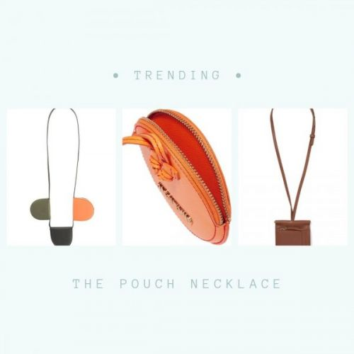 The Pouch Necklace