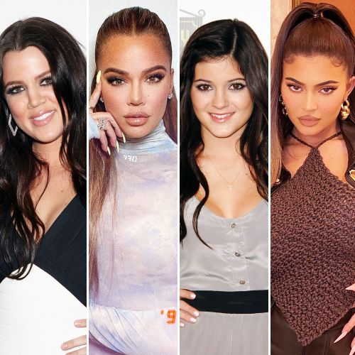 Plastic Surgery? The Kardashian-Jenner Family's Transformations Over the Years