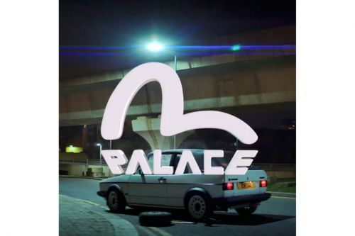 Palace Teases Upcoming Collaboration With EVISU