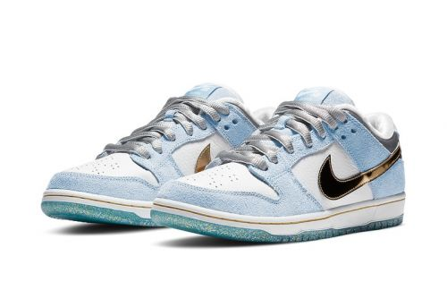 Official Look at the Sean Cliver x Nike SB Dunk Low
