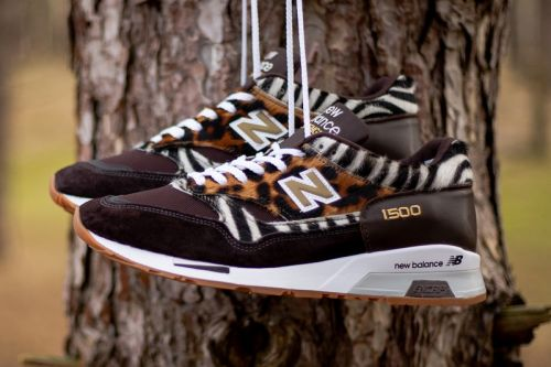 """New Balance 1500 """"Animal Pack"""" Takes a Walk on the Wild Side"""