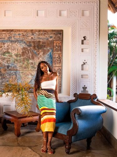 Naomi Campbell Gave A Tour Of Her Gorgeous Kenyan Estate And You Have To See It To Believe It