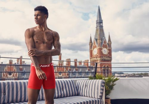 Nike has launched its groundbreaking Men's Underwear Range