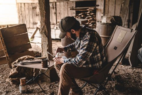 Filson Joins Helinox for a Tactical Camping Collection