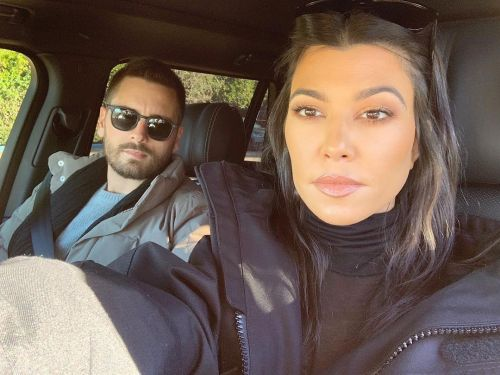 Scott Disick Makes a Move and 'Likes' Kourtney Kardashian's Sexy Bikini Photos