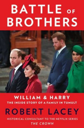 Here's How William Reacted to Harry's Book News After Months of Him Talking 'Bad' About the Royals