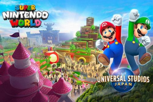 Super Nintendo World Opening Delays Opening Again Due to COVID-19