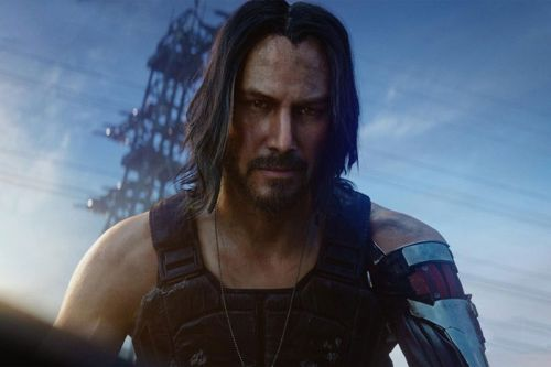 CD Projekt Red is Asking Players to Stop Having Sex with Keanu Reeves in 'Cyberpunk 2077'