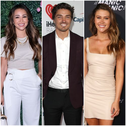 'BIP' Alum Danielle Lombard Is 'Happy' for Ex Dean Unglert and Girlfriend Caelynn: 'They Seem Great'