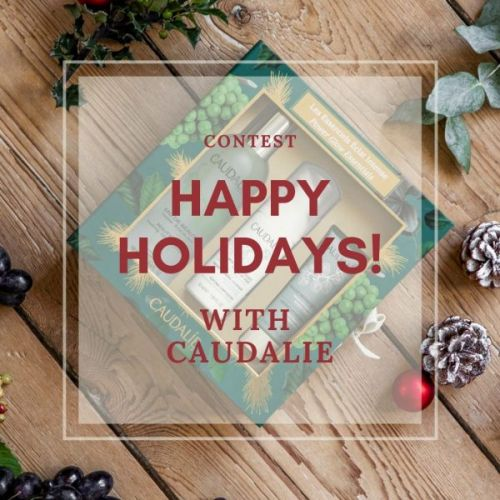 Contest: Happy Holidays with Caudalie