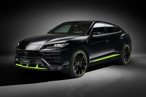 Lamborghini Adds Matte Color Options for the Urus With Graphite Capsule