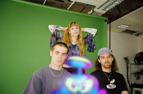 Inside the orbit of Planet 1999, the first band signed to PC Music