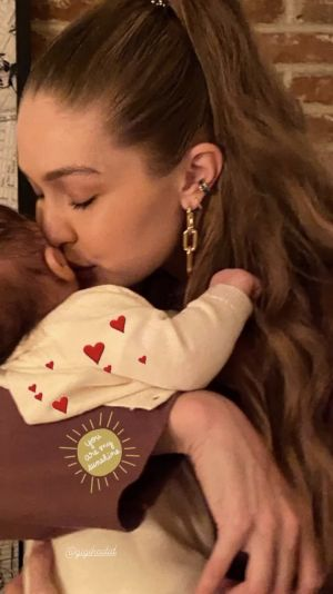 Mommy and Me! Gigi Hadid and Her Baby Girl's Cutest Photos Together So Far