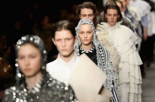 Watch the Burberry Runway Show Live