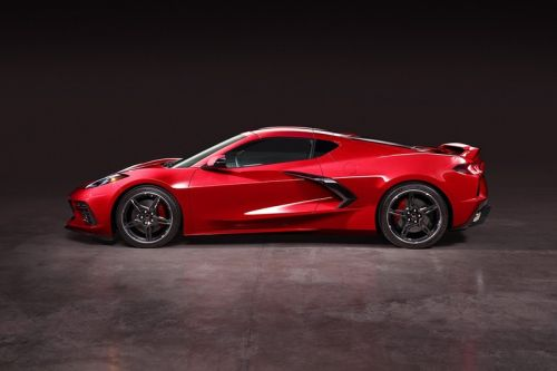 First-Ever Produced 2020 Corvette C8 Sells at Auction for $3 Million USD