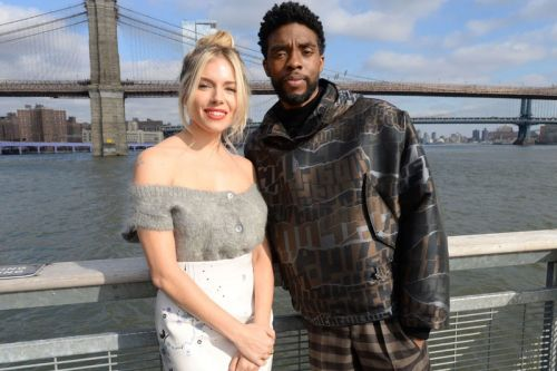 Chadwick Boseman Gave Part of His Own Salary to Raise Sienna Miller's Pay on '21 Bridges'