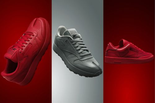 Maison Margiela and Reebok Debut New Classic Leather Tabi and Club C Colorways