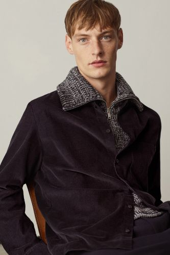 Roberto Sipos Dons Fall Weekend Style by COS