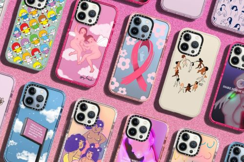 CASETiFY Taps Group of Artists For Latest Care Collection