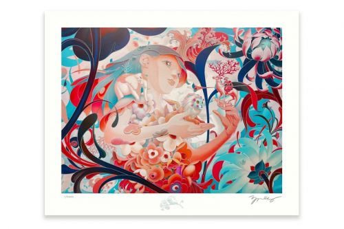 James Jean to Release Otherworldly 'Forager III' Print Edition